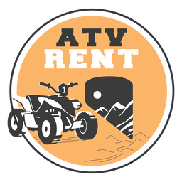 Atv rent badge