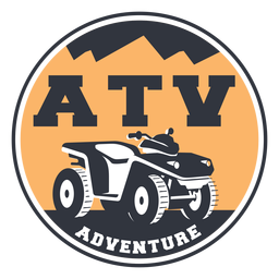 Atv adventure badge