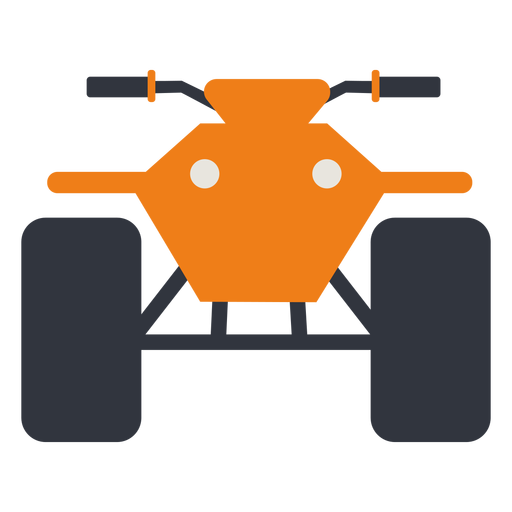ATV transporte plano Transparent PNG