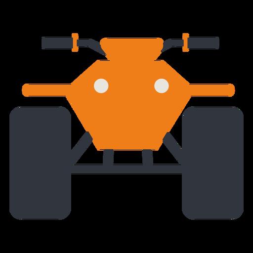 ATV transporte plano