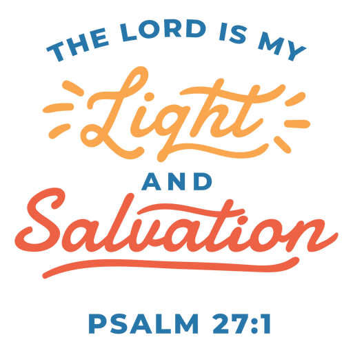 Bible quote lettering