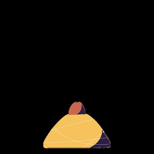 Ilustración de luz de techo