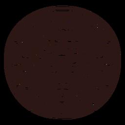 Gautama buddha head black