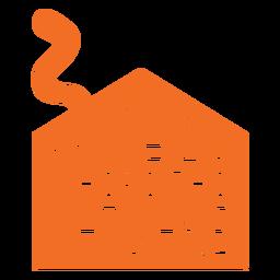 El hogar es donde los gatos están escribiendo