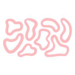 Padrão de manchas cor de rosa