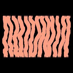 Patrón de líneas verticales rosa