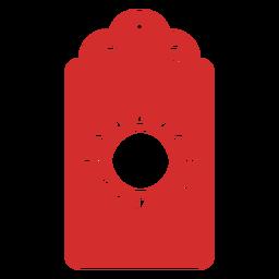 Etiqueta Sun Papercut