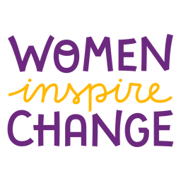 Mulheres inspirar mudança letras mulheres inspirar