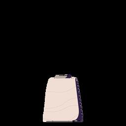 Ilustração de luz de teto cinza