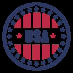 Distintivo patriótico dos EUA