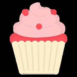 Cupcake Candy Strudel flach