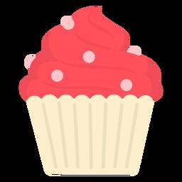 Cupcake doces redemoinho cobertura grande apartamento