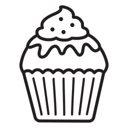 Cupcake esmalte doces redemoinho cobertura curso