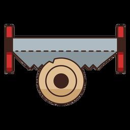Lumberjack saw double icon