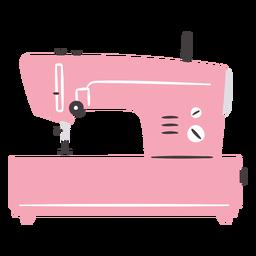 Plano elétrico moderno de máquina de costura