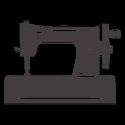 Máquina de coser manual moderno