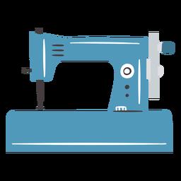 Máquina de coser moderna manual plana