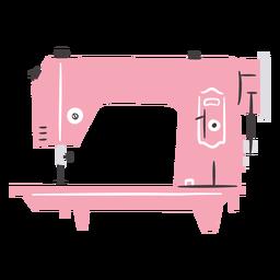 Máquina de coser vintage plana