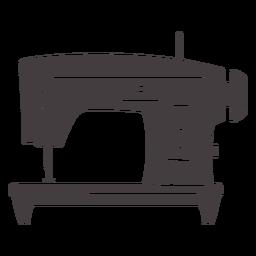 Máquina de coser eléctrica vintage