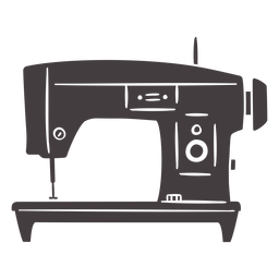 Máquina de coser vintage electrica