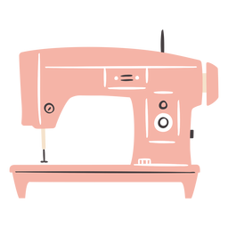 Sewing machine vintage electric flat