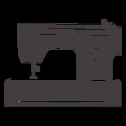 Máquina de coser manual vintage