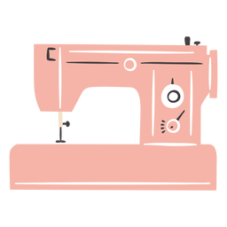 Sewing machine vintage manual flat