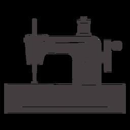 Máquina de coser carrete manual vintage