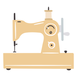 Sewing machine vintage manual small flat