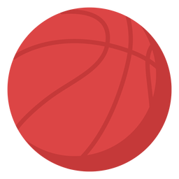 Basketball ball flat