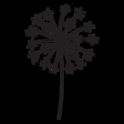 Dandelion stroke