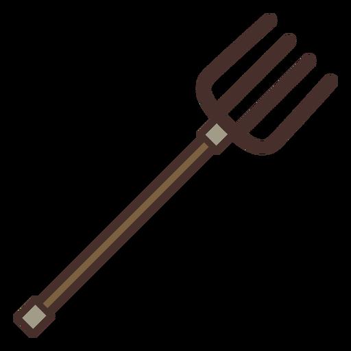 Farm fork icon fork