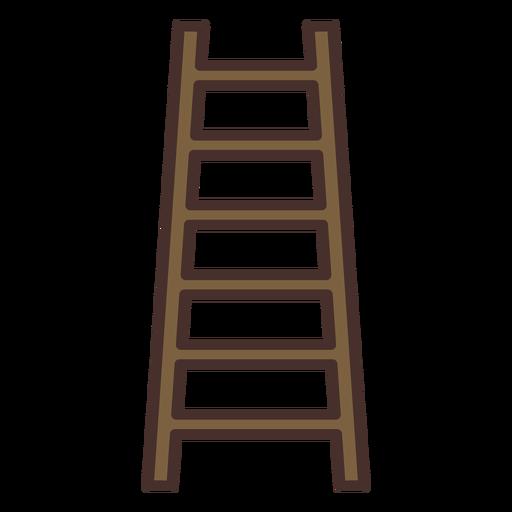 Icono de escalera de granja