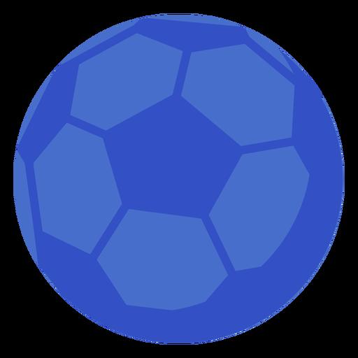 Football ball flat Transparent PNG