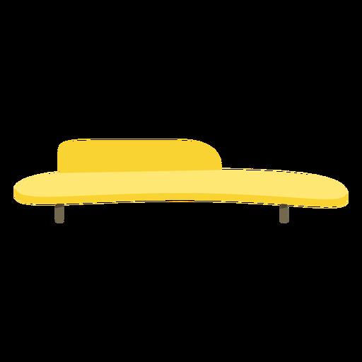 Muebles pop art banco banco plano Transparent PNG