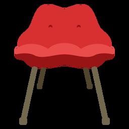 Möbel Pop Art Stuhl einfache Wohnung