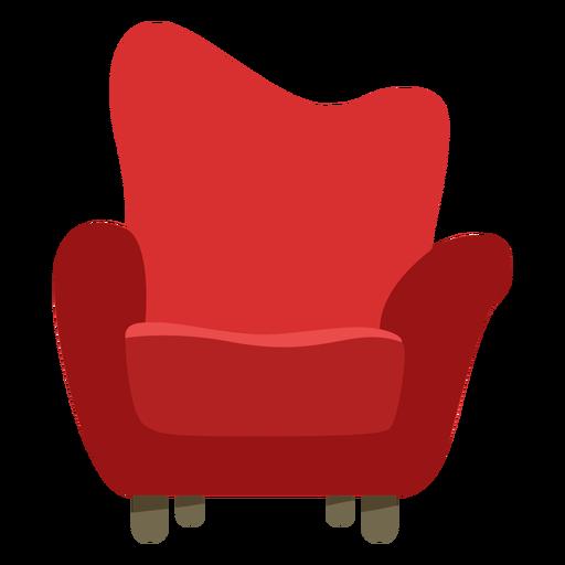 Móveis pop art sofá single flat