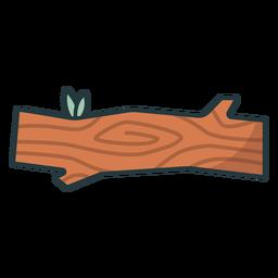 Lumberjack Log Stroke Transparent Png Svg Vector File