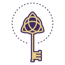 Magic key icon