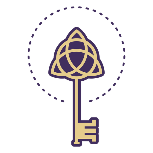 Magic key icon