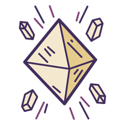 Magic quartz icon