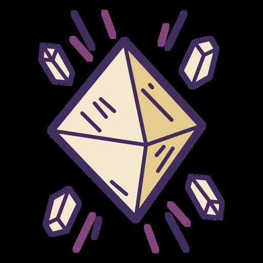 Magic quartz icon