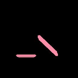 Curso de cavalo de polígono