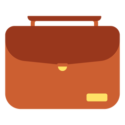 School bag flat