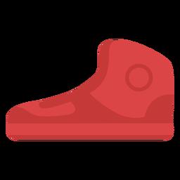 Sports shoes flat
