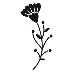 Botões de flores da primavera deixa várias