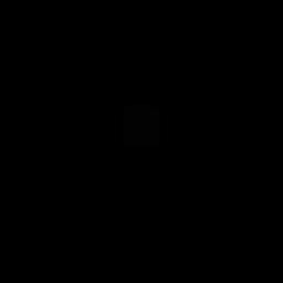 Icono de aceites esenciales de etiqueta de baño