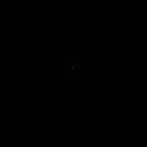 Bathroom label essential oils icon