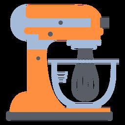Cooking baking mixer flat