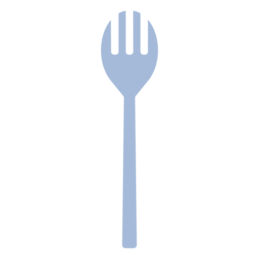 Cooking kitchen slotted spoon flat Transparent PNG